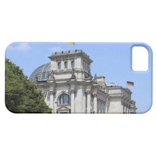 Reichstag, Berlín, Alemania 2 iPhone 5 Case-Mate Cárcasas