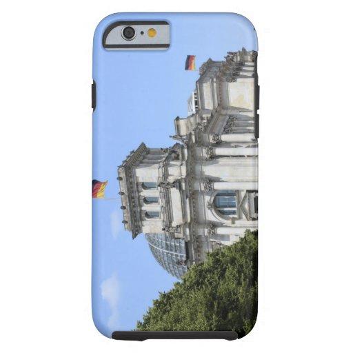 Reichstag, Berlín, Alemania 2 Funda De iPhone 6 Tough
