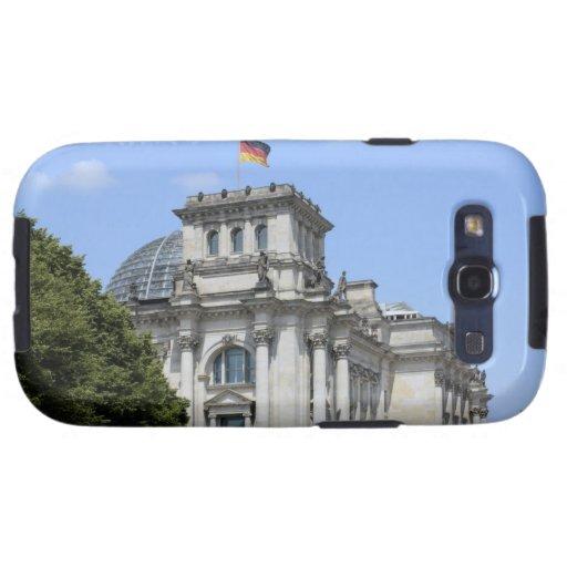 Reichstag, Berlín, Alemania 2 Samsung Galaxy SIII Funda