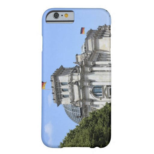 Reichstag, Berlín, Alemania 2 Funda De iPhone 6 Barely There