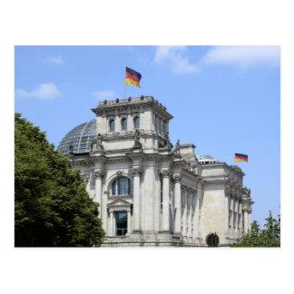Reichstag, Berlín, Alemania 2 Tarjetas Postales