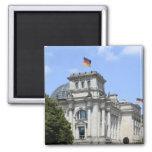 Reichstag, Berlin, Germany 2 Fridge Magnet