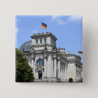 Reichstag, Berlin, Germany 2 Pinback Button