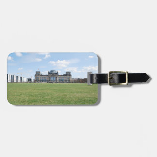 Reichstag building - Berlin, Germany Bag Tag
