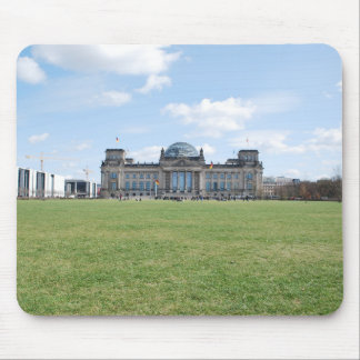Reichstag building - Berlin, Germany Mouse Pad