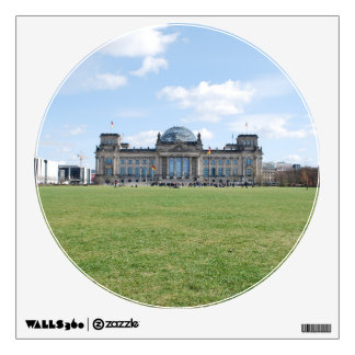 Reichstag building - Berlin, Germany Wall Sticker