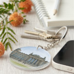 Reichstag Building in Berlin Acrylic Keychains