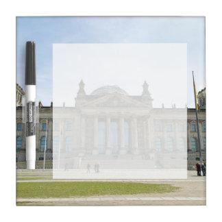 Reichstag building in Berlin Dry Erase Board