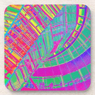 Reichstag / Bundestag,Berlin, Multi-Coloured(r41sp Coaster