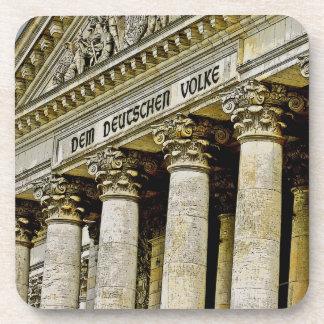 Reichstag / Bundestag, Exterior, Berlin (r3b) Coaster