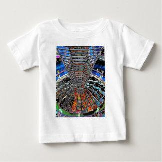 Reichstag / Bundestag,Interior Berlin,Artistic Baby T-Shirt