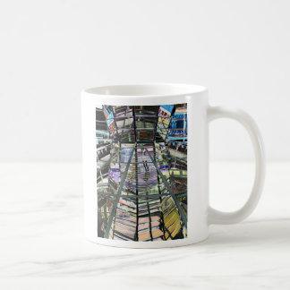 Reichstag / Bundestag, Interior, Berlin,Artistic Coffee Mug