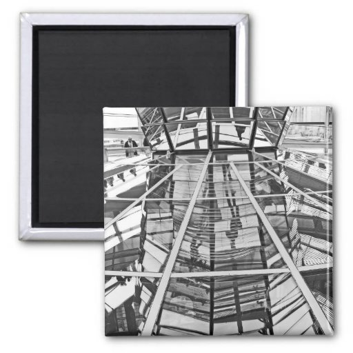 Reichstag / Bundestag, Interior, Berlin,B&W (1) Fridge Magnets
