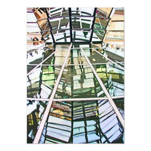 Reichstag / Bundestag, Interior, Berlin,(r25cut) 5x7 Paper Invitation Card