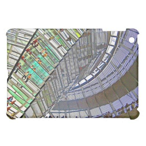 Reichstag / Bundestag, Interior, Berlin(r41pst) iPad Mini Cases