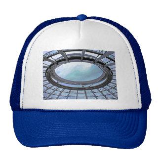 Reichstag / Bundestag,Roof, Berlin, Blue Tint Mute Trucker Hat