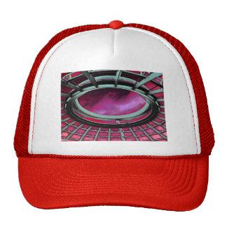 Reichstag / Bundestag,Roof, Berlin, Red Tint Trucker Hat