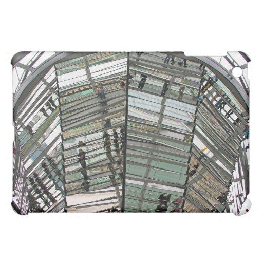 Reichstag/el Parlamento alemán, columna interior,