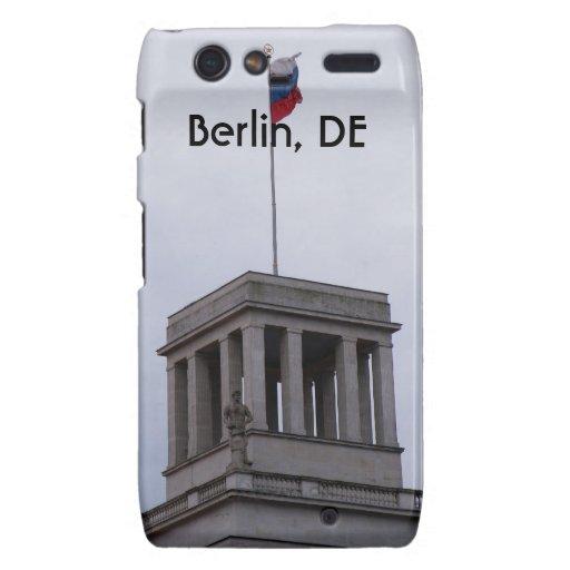 Reichstag en Berlín Motorola Droid RAZR Carcasa