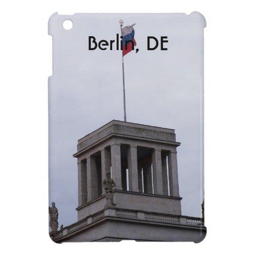 Reichstag en Berlín iPad Mini Funda