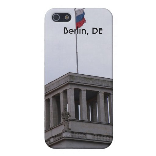 Reichstag en Berlín iPhone 5 Protectores