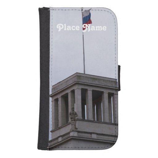 Reichstag en Berlín Fundas Cartera Para Teléfono
