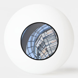Reichstag Mirrored Dome - Berlin Ping-Pong Ball