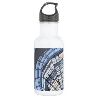 Reichstag Mirrored Dome - Berlin 18oz Water Bottle