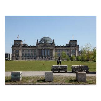 Reichstag Postales