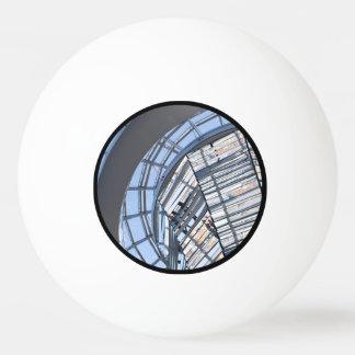 Reichstag reflejó la bóveda - Berlín Pelota De Ping Pong