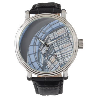 Reichstag reflejó la bóveda - Berlín Reloj De Mano