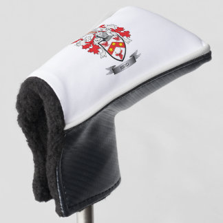 Reid Family Crest Coat of Arms Golf Head Cover