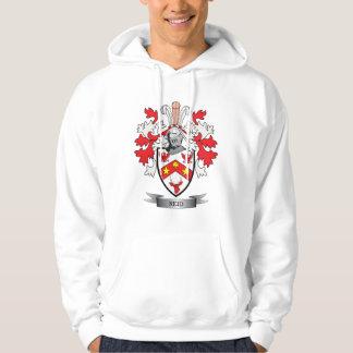 Reid Family Crest Coat of Arms Hoodie