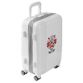Reid Family Crest Coat of Arms Luggage