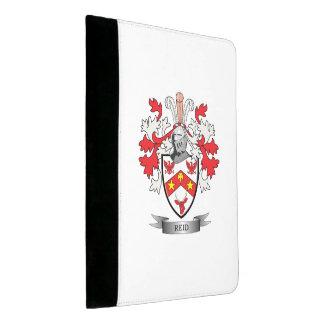 Reid Family Crest Coat of Arms Padfolio