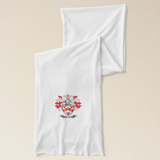 Reid Family Crest Coat of Arms Scarf