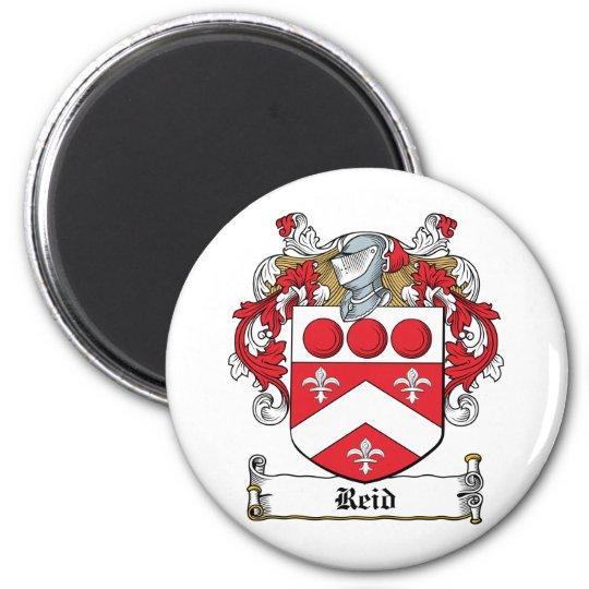 Reid Family Crest Magnet