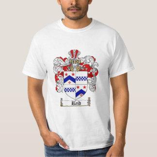 Reid Family Crest - Reid Coat of Arms T-Shirt