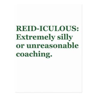 Reid-iculous Postal