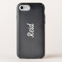 Reid Personalized Speck iPhone Case