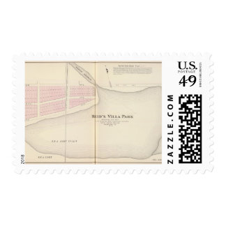 Reid's Villa Park, NJ Stamp