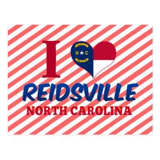 Reidsville, North Carolina Postcard