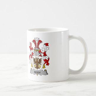 Reidy Family Crest Coffee Mug