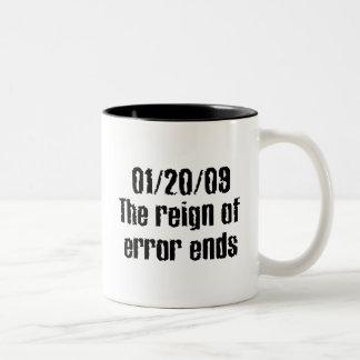 reign of error mug