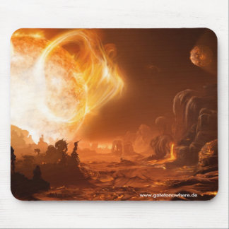 Reign of Fire - Mousepad