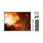 Reign of Fire - Postage