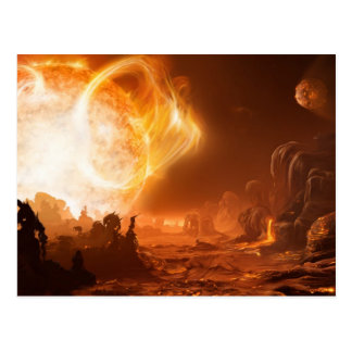 Reign of Fire Postcard