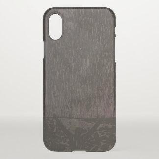 """""""Reign"""" Translucent iPhone X Case"""