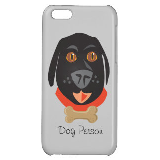Reigning Cats & Dogs_Dog Person iPhone 5C Case