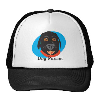 Reigning Cats & Dogs_Dog Person Trucker Hat